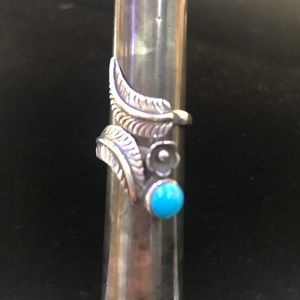 Jewelry - Navajo Native American Sterling Silver Ring